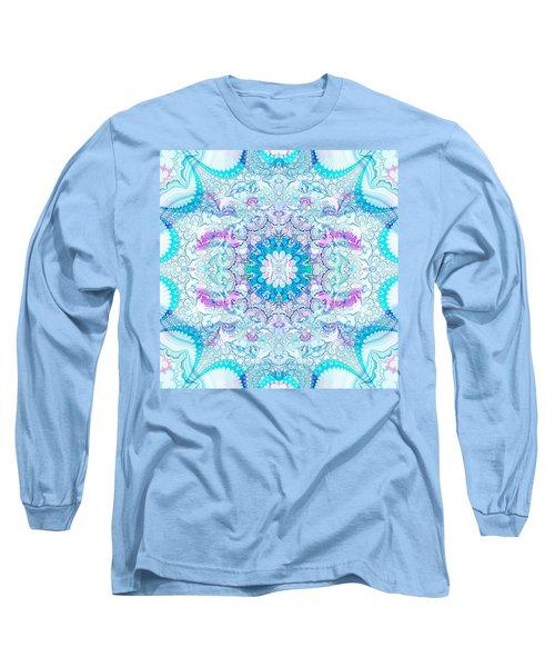 Lacy Mandala Long Sleeve T-Shirt
