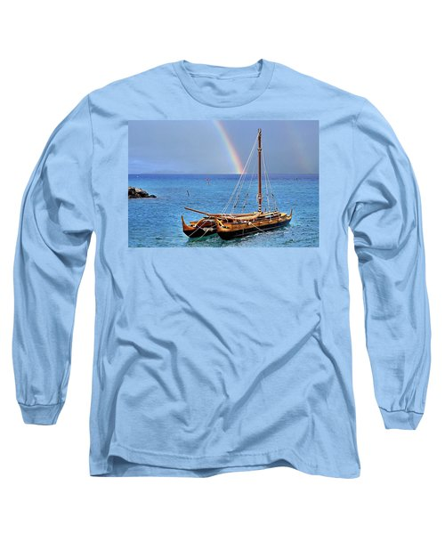 Lahaina Harbor Long Sleeve T-Shirt