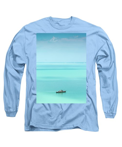 Lake Balaton Long Sleeve T-Shirt
