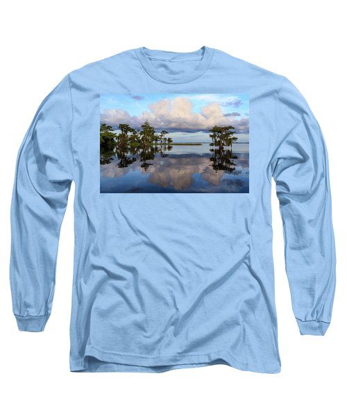 Lake Mirror Long Sleeve T-Shirt