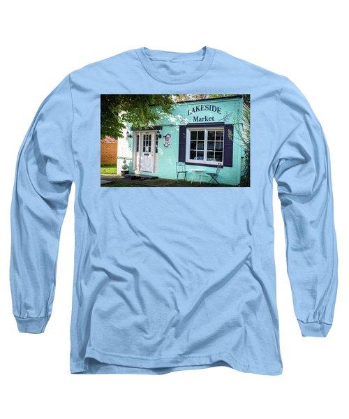 Lakeside Market Long Sleeve T-Shirt