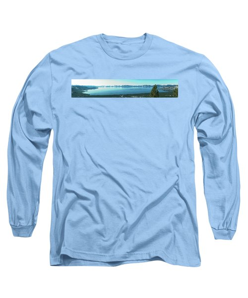 Laketahoe Panorama Long Sleeve T-Shirt