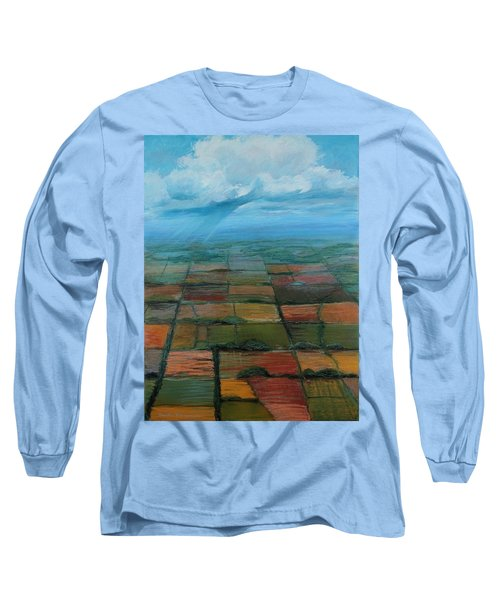 Land Art Long Sleeve T-Shirt