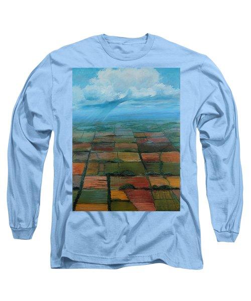 Land Art Long Sleeve T-Shirt