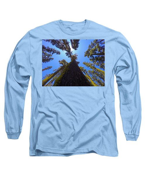 Land O' Trees Long Sleeve T-Shirt