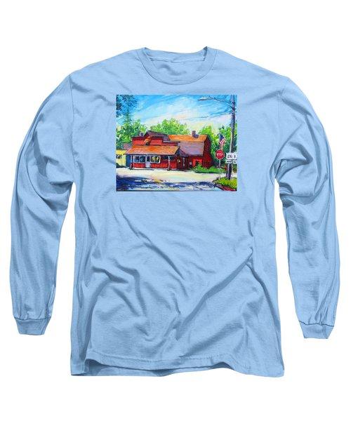 Landmark Six Long Sleeve T-Shirt