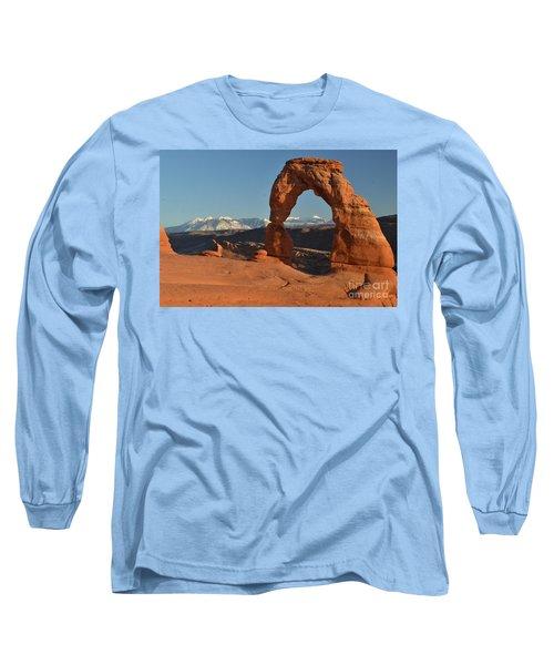 Lasals Framed Long Sleeve T-Shirt