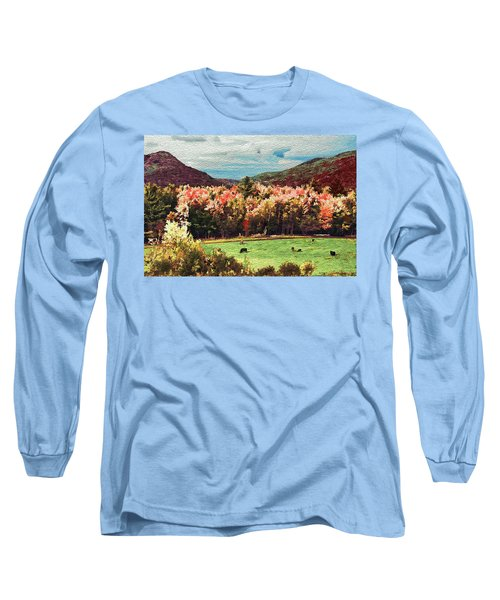 Last Call  Long Sleeve T-Shirt by John Selmer Sr