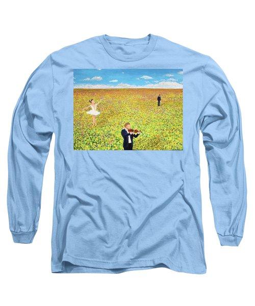 Last Dance Long Sleeve T-Shirt