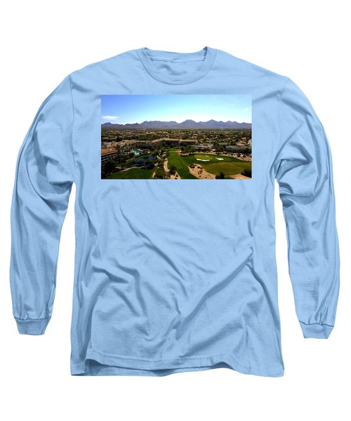 Last Shot Long Sleeve T-Shirt
