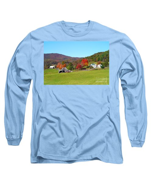 Laura's Farm Long Sleeve T-Shirt