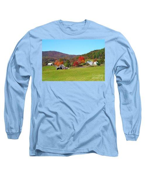 Laura's Farm Long Sleeve T-Shirt