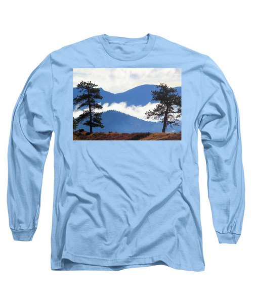 Layers Of Nature Long Sleeve T-Shirt