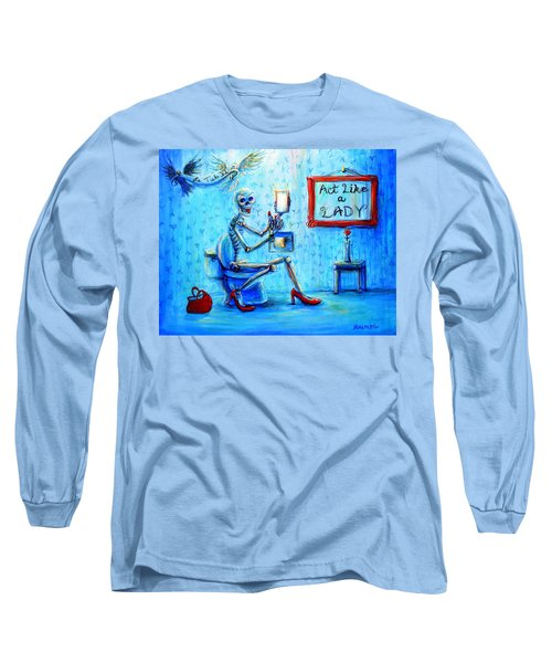 Le Tub Vi Long Sleeve T-Shirt