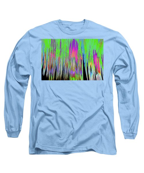 Long Sleeve T-Shirt featuring the photograph Leafless Trees by Tony Beck