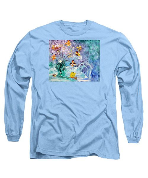 Lemon For Tea Long Sleeve T-Shirt