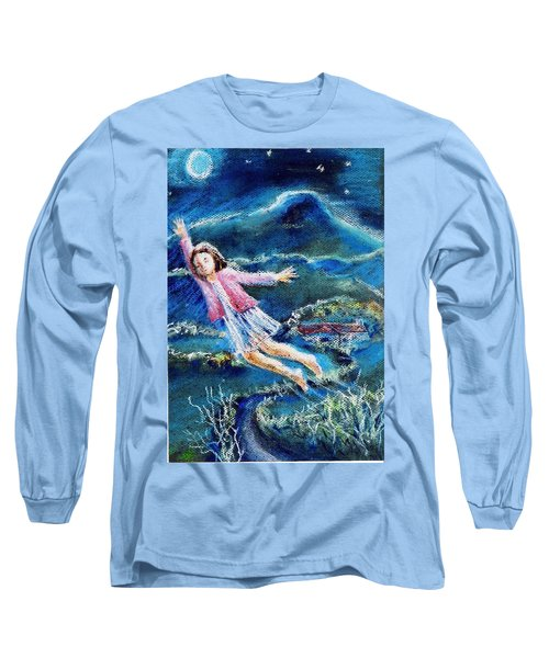 Let Me Play Among The Stars  Long Sleeve T-Shirt