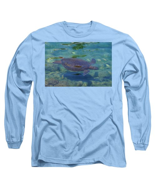 Let Us Lead The Way Long Sleeve T-Shirt