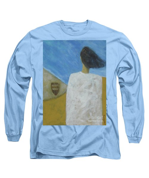 Lifeboat Long Sleeve T-Shirt by Glenn Quist