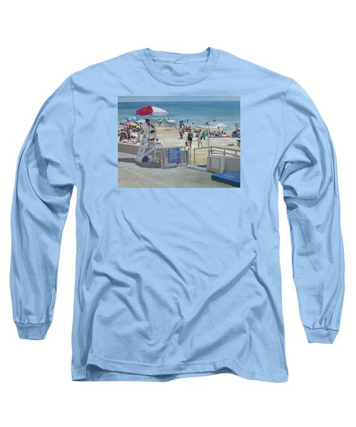 Lifeguard On Duty Long Sleeve T-Shirt