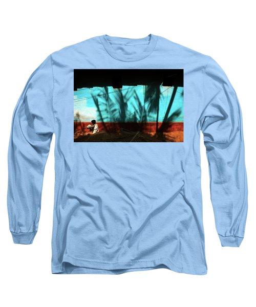 Light And Shadows Long Sleeve T-Shirt