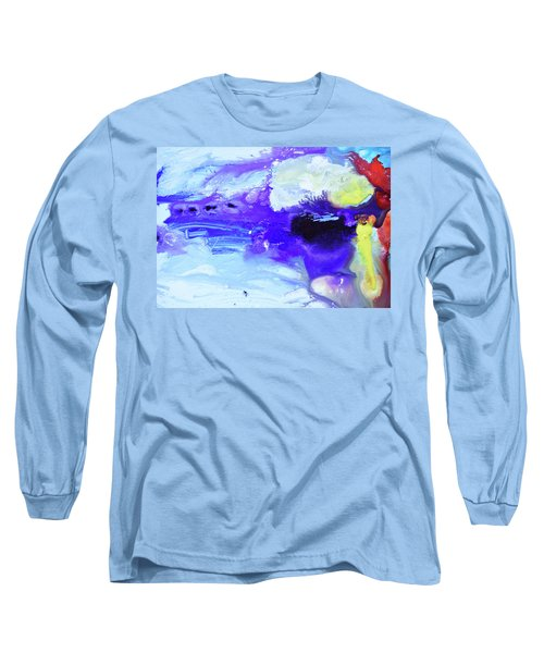 Light Being Long Sleeve T-Shirt