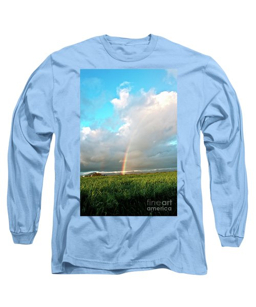 Light It Up - Rainbow Portrait Long Sleeve T-Shirt