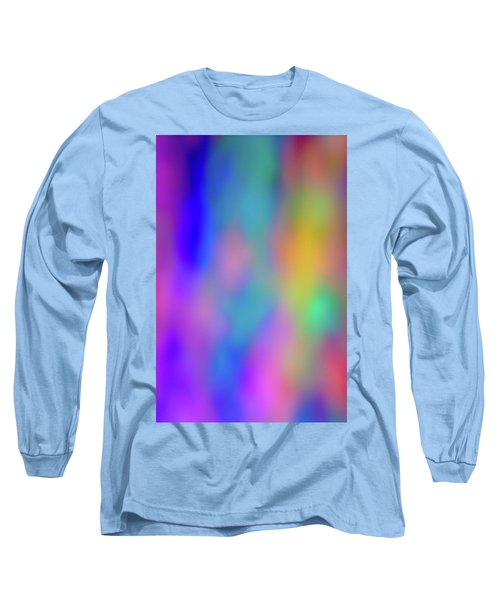 Long Sleeve T-Shirt featuring the photograph Light Painting No. 6 by Shara Weber
