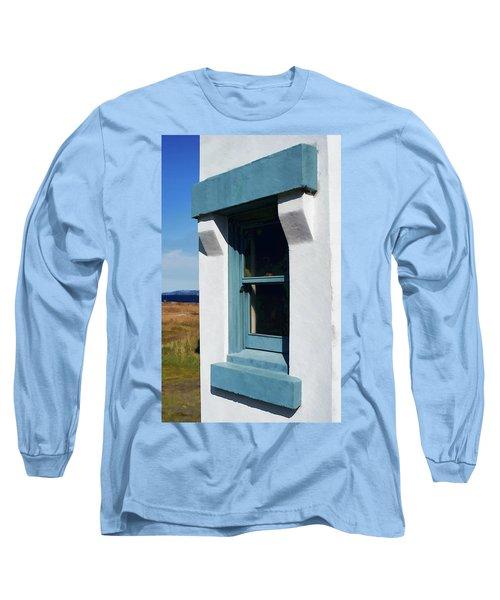 Lighthouse Window Long Sleeve T-Shirt