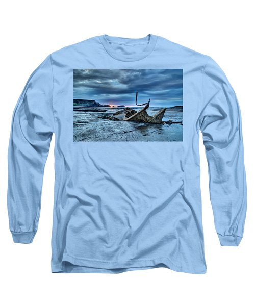 Lights Out On Admiral Von Tromp Long Sleeve T-Shirt