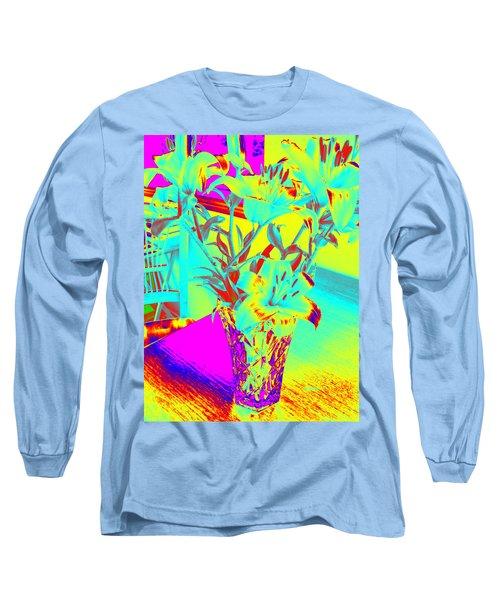 Lilies #4 Long Sleeve T-Shirt