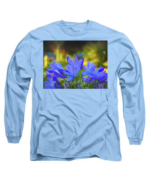 Lily Of The Nile Long Sleeve T-Shirt