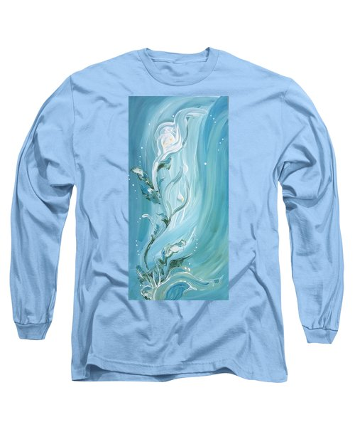 Lily Long Sleeve T-Shirt by Pat Purdy
