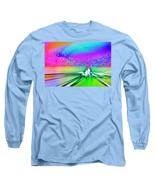 The Dream Castle Long Sleeve T-Shirt