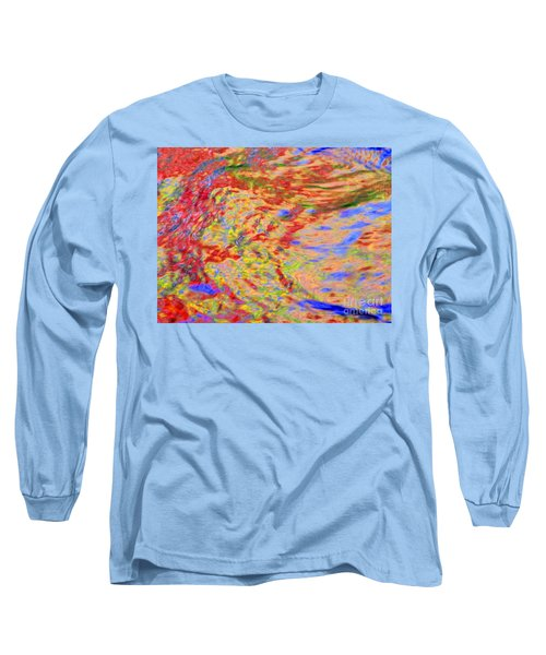 Listening To The Water Long Sleeve T-Shirt