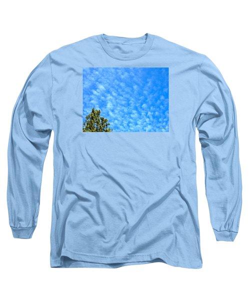 Little Clouds Long Sleeve T-Shirt