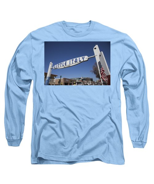 Little Italy Long Sleeve T-Shirt