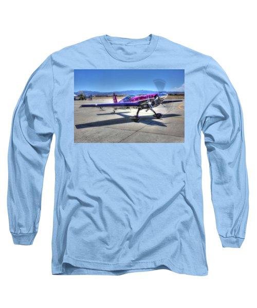 Little Purple And Vickey Benzing Long Sleeve T-Shirt