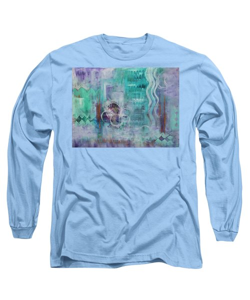 Living In The Mystery Long Sleeve T-Shirt