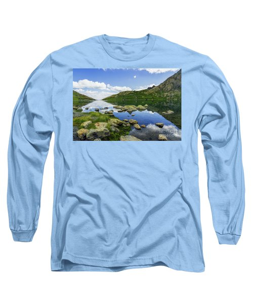 Llyn Lydaw Long Sleeve T-Shirt