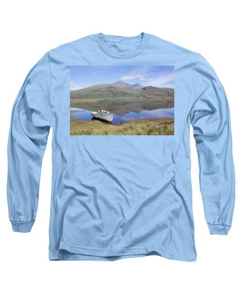 Loch Beg Reflections Long Sleeve T-Shirt