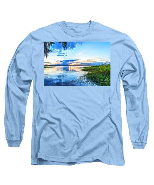 Lochloosa Lake Long Sleeve T-Shirt