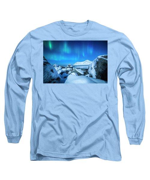 Lofoten Aurora Long Sleeve T-Shirt