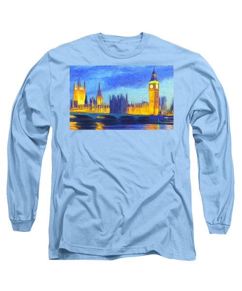 London 1 Long Sleeve T-Shirt