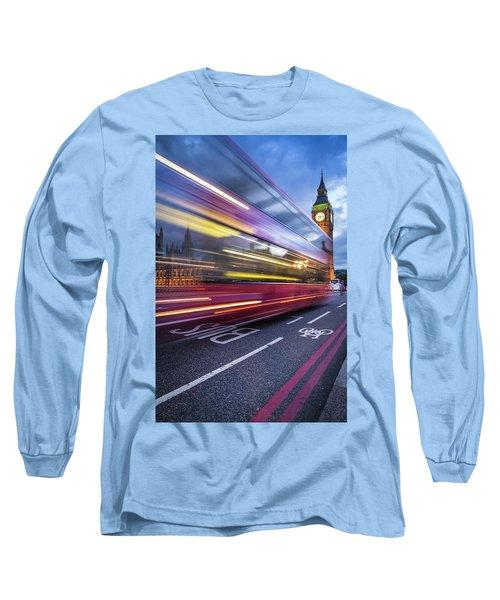 London Classic Long Sleeve T-Shirt