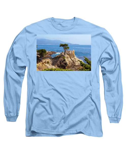 Lone Cypress Long Sleeve T-Shirt