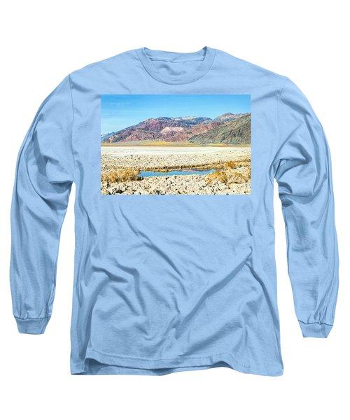 Lone Pool Long Sleeve T-Shirt