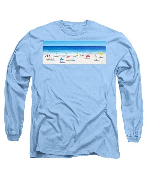 Long Hot Summer Long Sleeve T-Shirt
