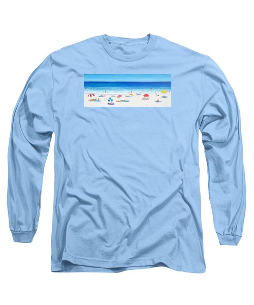 Long Hot Summer Long Sleeve T-Shirt