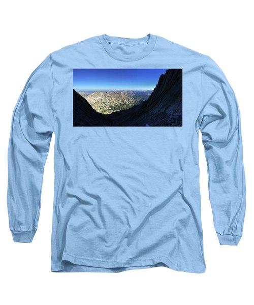 Longs Peak Trough Long Sleeve T-Shirt